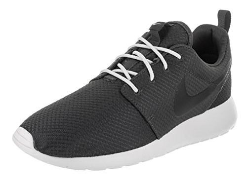 Nike Mens Roshe One Anthracite Black Textile Trainers 42 EU