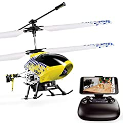 WiFi FPV Transmission and APP Control Auto-Hovering Function More Easy to Fly More Fun to Fly No Worry Losing it