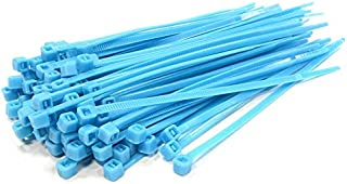 Small Size Cable Tie 500 C24545COLOR Integy Mixed Color Plastic Tie Wrap