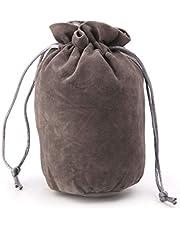 Bingxue Aksamitna kostka torby karty torba do przechowywania zabawka biżuteria mini sznurek pakiet gra planszowa.