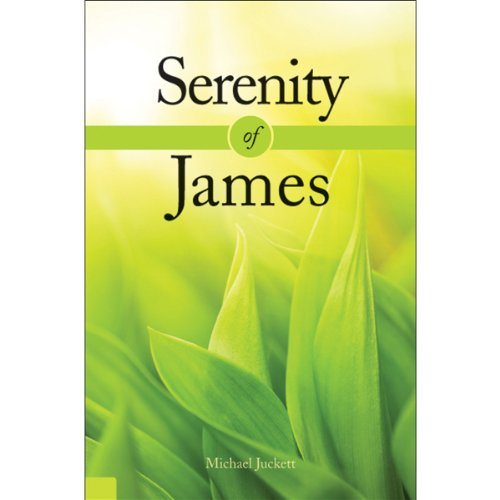Serenity of James  audiobook cover art