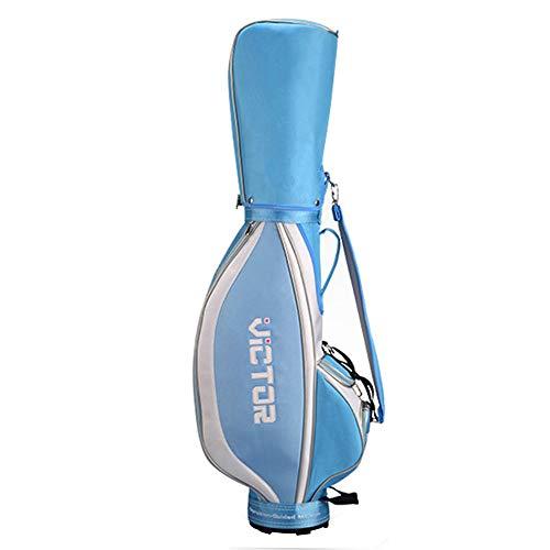 Golfschlägertasche, Golfclub-Standardpaket für Damen und Herren Kann 14 Vereine halten, Mit Griff Wasserdichtes Nylon Course Golftasche, Junior Golfausrüstung ist Ultraleicht tragbar