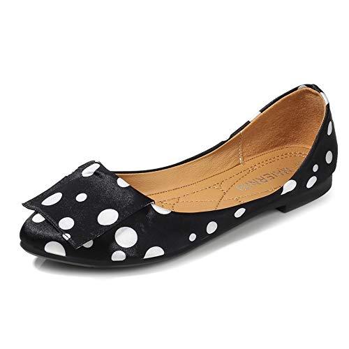 Top 10 best selling list for polka dot ballet flat shoes