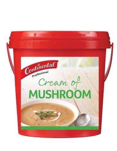Crème continentale aux champignons Sans gluten 1.8kg