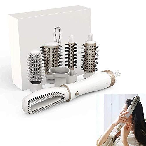 Hammer Cepillo, Multi-función de Pelo del Peine del Pelo Curling Secador de Pelo Una máquina, de Tres-en-uno Salon de Iones Negativos del bigudí de Pelo del Pelo Recto