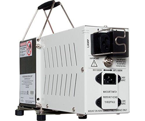 1000 watt hps magnetic ballast - 1