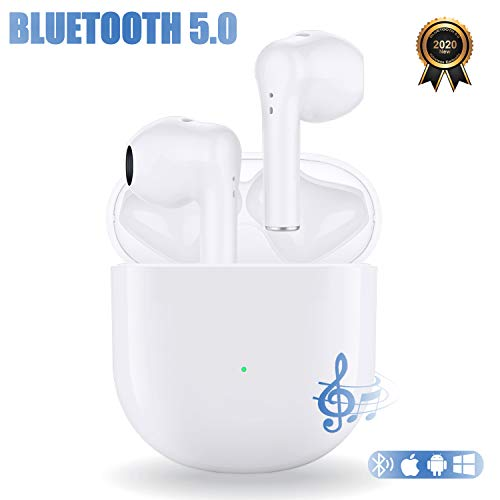Auriculares Bluetooth 5.0 Auriculares Inalámbricos Estéreo