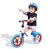 LBLA Kids Balance Bike with Free Protection Kits,Balance Cycle No Pedal for Kids