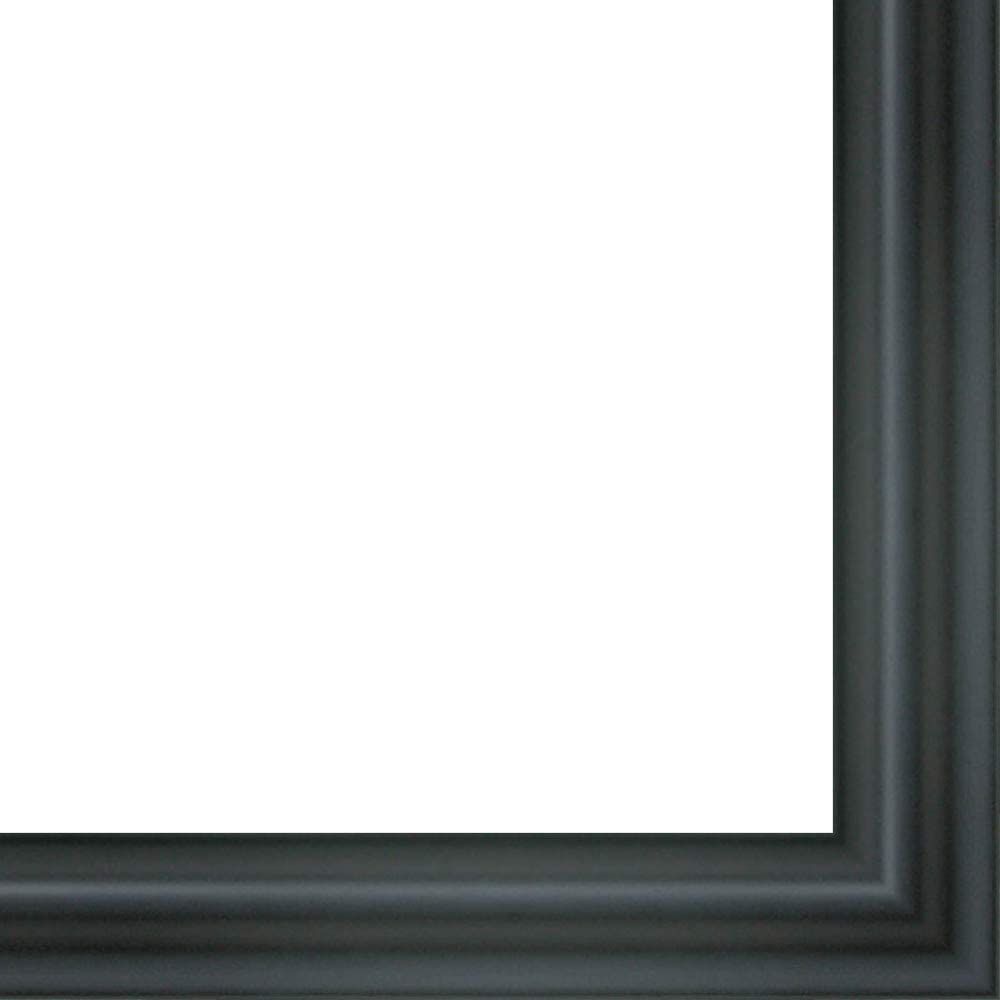 15x22 - 15 x 22 Swoop Black Wood Solid Ac Cheap bargain Framer's Topics on TV UV with Frame