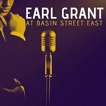 Earl Grant at Basin Street East