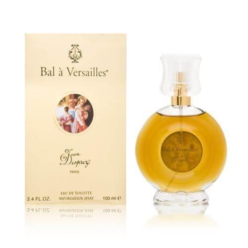 Jean Desprez Bal A Versailles Eau de Toilette Spray for Women, 3.4 Ounce