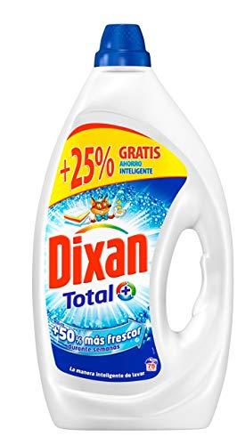 Dixan Detergente Lavadora Líquido Total - 75 Lavados (3.75 L)