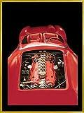 1art1 Maggi & Maggi Poster Kunstdruck und Kunststoff-Rahmen