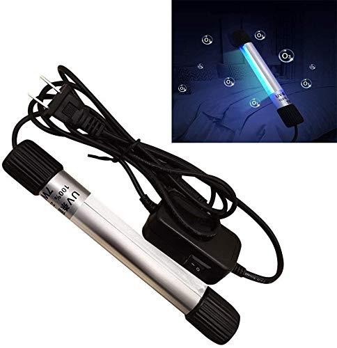 Uv-lampen 60W UV-ontkieming lamp desinfectie lamp beweegbare Uv Hand Home Reis Starilisation Lamp 110V ~ 220V sterilisatielamp