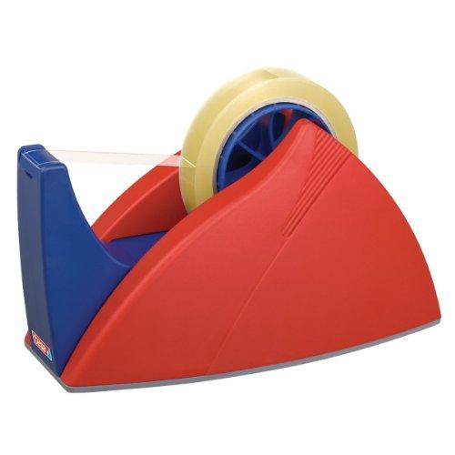 tesa Tischabroller Easy Cut Professional, rot / blau VE = 1