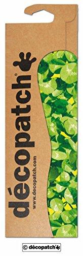 Decopatch Papier No. 404 (grün Klee, 395 x 298 mm) 3er Pack