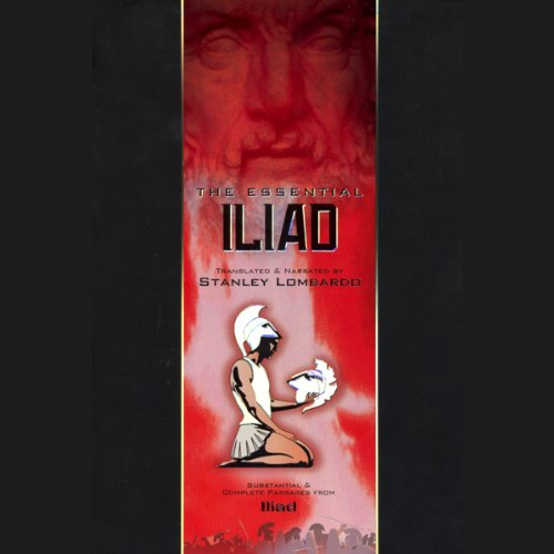 The Essential Iliad cover art