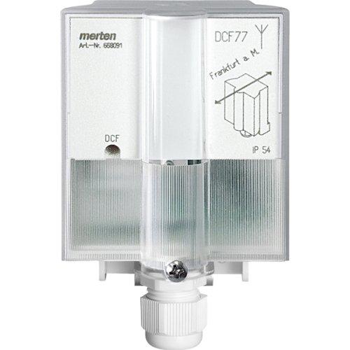 Merten 668091 DCF77 Antenne, lichtgrau