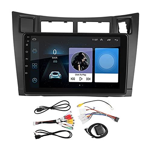 Navegador GPS para coche, navegador GPS para coche de 9 pulgadas, pantalla táctil Bluetooth 4.0 para Android 10.0, apto para 2008-2011(2+32G)