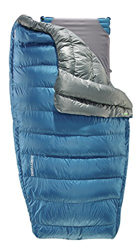 Therm-a-Rest Vela 35-Degree Puffy Down Camping Quilt (2019 Model), Large - 84 x 64 Inch