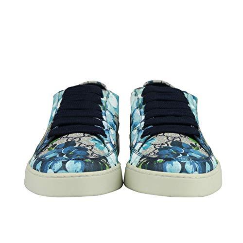 Gucci Men's Bloom Flower Print Blue