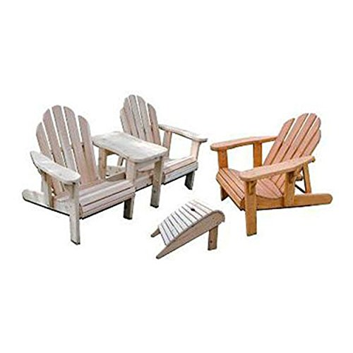 Woodworking Project Paper Plan to Build Adirondack Plan Value Pack