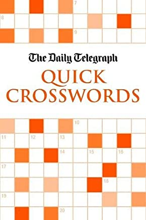 Daily Telegraph Quick Crossword Book 34