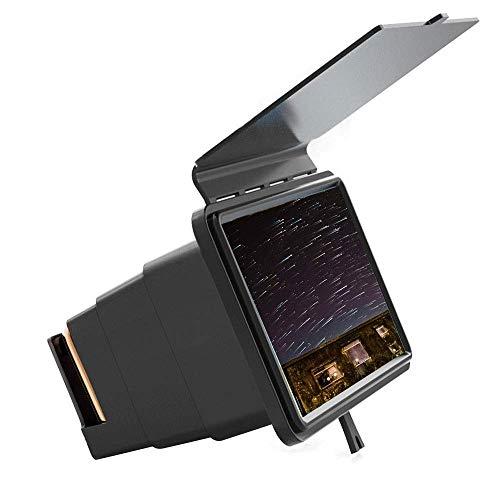 Screen Magnifier, 12 inch scherm vergrootglas smartphone vergrootglas, vergrootglas voor mobiele telefoon, smartphone loep film videoscherm amplifier expansie Tourisme Leis