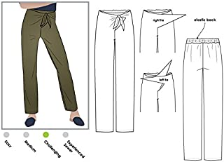 Style Arc Sewing Pattern - Click for Other Sizes Available Sizes 04-16 Laura Legging