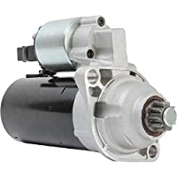 DB Electrical SBO0056 New Starter For 2.0L 2.0 Volkswagen Cabrio 95 96 97 1995 1996 1997, 1.9L 1.9 Diesel Passat 94 95 96 97 1994 1995 1996 1997 410-24018 17724 MS383 STR-2220 IS1041 95VW-11000-CB