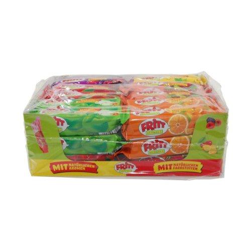 Fritt Frucht Kaustreifen Kaubonbon 30 Stück