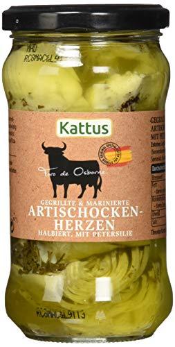 Kattus Toro gegrillte & marinierte Artischockenherzen, 280 g 1170663