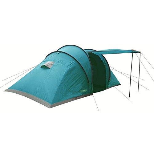 HIGHLANDER Cypress Tente pour 6 Personnes Mixte Adulte, Teal