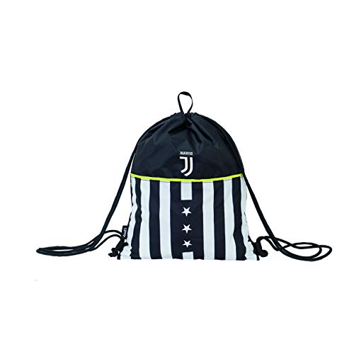 F.C. Juventus Easy Bag Sacca Zaino Coulisse Winner Forever