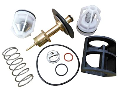 """Watts 009 3/4"""" & 1"""" Total Repair Kit 0887283 887283 Included Kits: Total Relief Valve Repair Kit, First Check Valve Repair Kit, Second Check Valve Repair Kit, Retainer from Watts"""