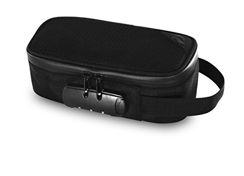 Skunk Sidekick Smell Proof Case w/Combo LockNEW Collection (Black)