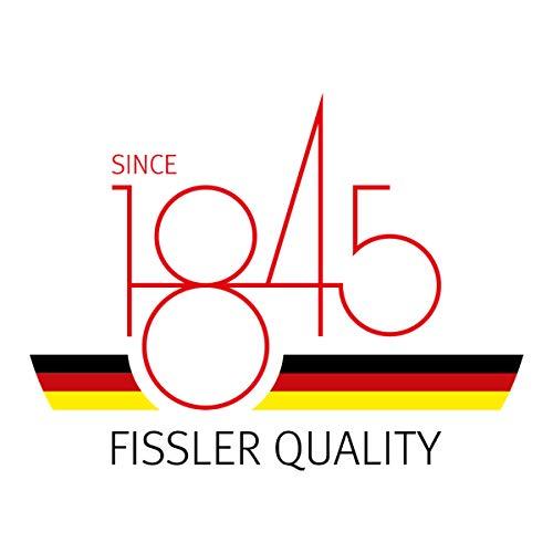 フィスラー(Fissler)ステンレス鍋スナッキーセットキャセロール14cmソースパン14cmフライパン16cmガス火/IH対応08-316-03