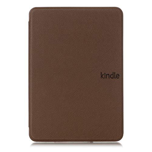 Qiuxiaoaa Custodia Intelligente Magnetica Amazon Kindle Paperwhite 4 Coque Custodia Ultra Sottile per eReader per Kindle Paperwhite4 con Protezione Automatica della Pelle di Conchiglia