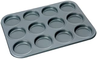 Dexam Yorkshire Pudding Tin 12 Cup