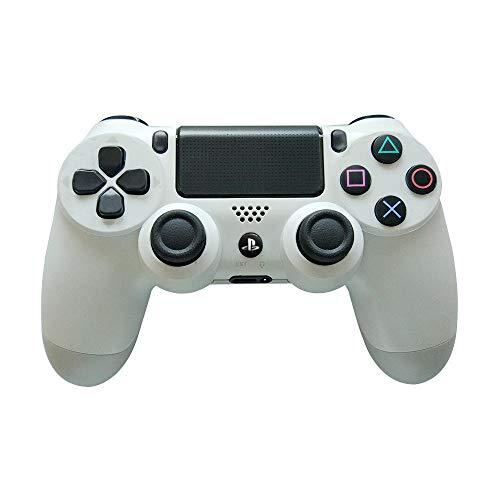 Controlador Bluetooth inalámbrico Para PS4 Gamepad Para Playstation 4 pro Delgado Controlador Para Dualshock 4 Gamepad Joystick Para PC Blanco