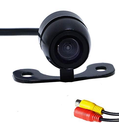 Telecamera Retromarcia per auto, Angelkiss IP67 impermeabile Retrocamera Auto con HD Visione Notturna, grandangolo 170 ° Park Assist per Auto