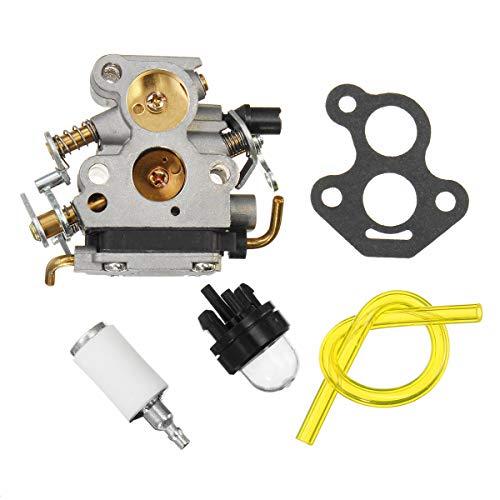 LICHONGUI Carburador para Husqvarna 235 235E 236 240 240E Motosierra 574719402 545072601 Carb