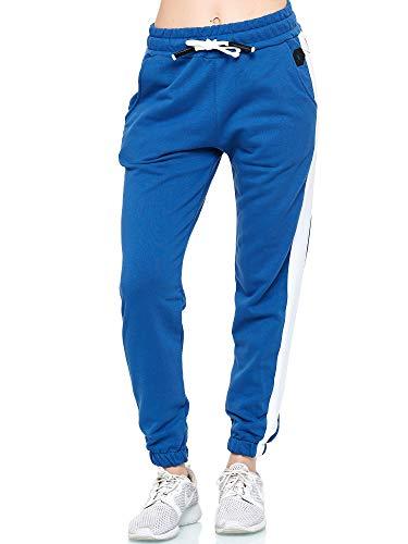 Dames joggingbroek vrouwen trainingsbroek sportbroek broek zwart wit rood blauw meerkleurig neon camouflage sweatpants 1211C