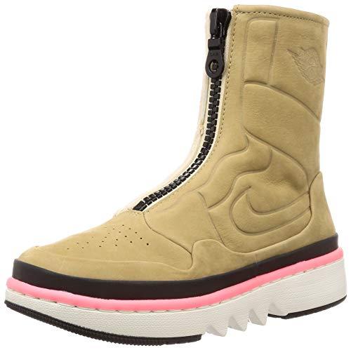 Nike Damen W Air Jordan 1 Jester Xx Ut Pk Schlupfstiefel, Mehrfarbig (Parachute Beige/Black/Beach/Lava Glow 200), 37.5 EU
