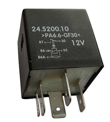 Aerzetix: Relais motorbesturing C40255 compatibel met 165906381