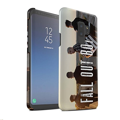 Fall Out Boy Phone Case/Cover/Skin/SG-3DSWM / FOB Band Logo Collection Samsung Galaxy S9 Plus/G965 Weg/snelweg