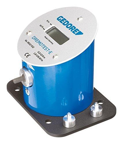 GEDORE 8612-012 Elektronisches Prüfgerät DREMOTEST E 0,2-12 Nm
