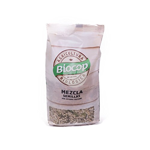 Biocop Mezcla Semillas-Sesamo Tost. Biocop 250G 500 g