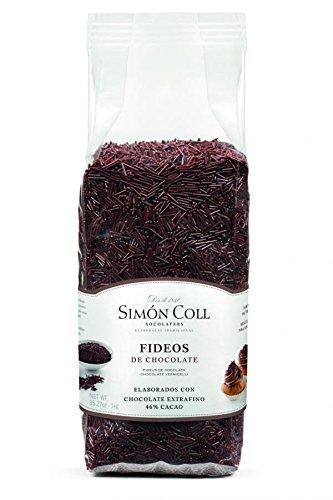 Simón Coll Fideos Chocolate 46% cacao 1 Kg