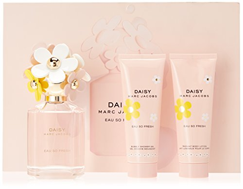 Price comparison product image Marc Jacobs Daisy So Fresh 3 Piece Gift Set for Women